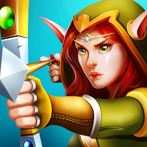 Can you defend your castle against intruders with your archery? APK Icon
