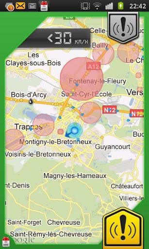 ABE (GPS communautaire) screenshot 1