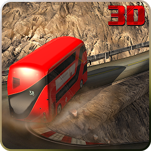 Cover art Bus Driver Hill Climbing 2015