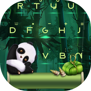 Download Panda Keyboard for PC - Free Tools App for PC
