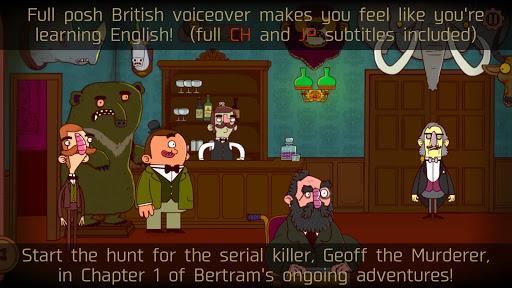 Bertram Fiddle: Episode 1 - screenshot