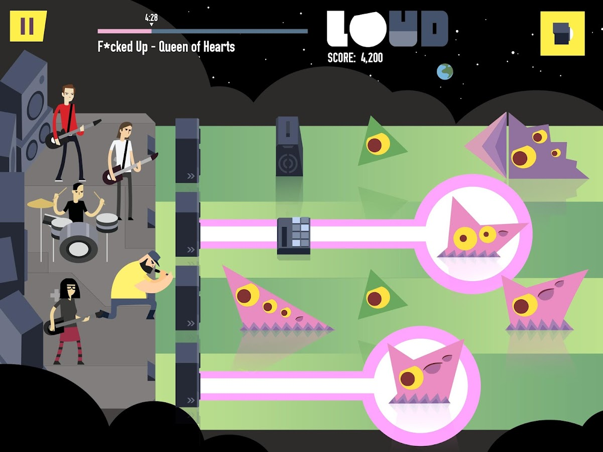 LOUD on Planet X Screenshot 14