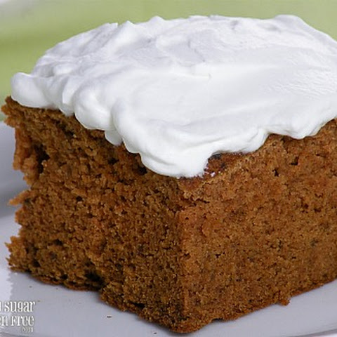 Apple & Carrot Gluten Free Breakfast Cake