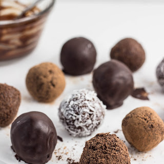 Chocolate Coconut Butter Truffles