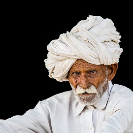by Jos Cuppens - People Portraits of Men