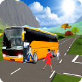 Drive Hill Station Bus SIM APK for Bluestacks