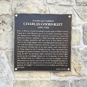 Charles Goodnight, Rancher and Trailblazer
