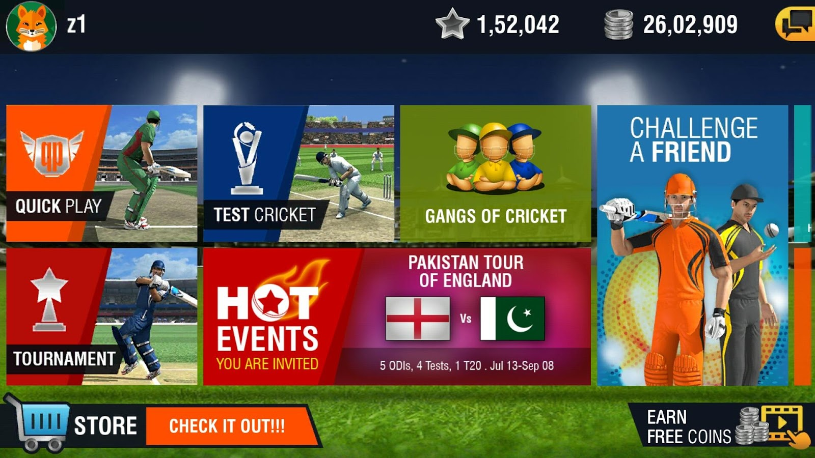 World Cricket Championship 2 Screenshot 2