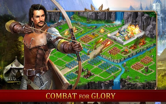 Age Of Kingdom : Empire Clash APK screenshot thumbnail 9