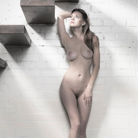 Stairs by Carl0s Dennis - Nudes & Boudoir Artistic Nude ( nude, indoor,  )