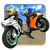 Free Download Extreme Traffic Racing Moto APK for Samsung