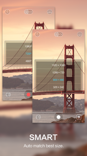HD Camera Ultimate for Android screenshot 7