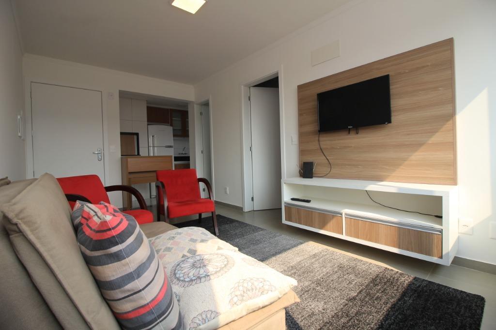 Apartamento 1 dormitório mobiliado no bairro Pártenon - Porto Alegre, RS.