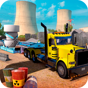 Offroad Nuclear Waste Transport - Truck Driver For PC / Windows 7/8/10 / Mac – Free Download