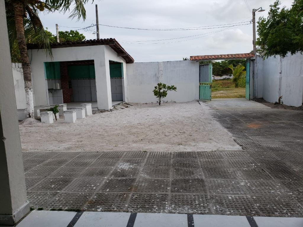 Casa com 3 dormitórios à venda por R$ 155.000,00 - Centro - Pitimbú/PB