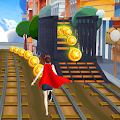 Subway Run Princess for Lollipop - Android 5.0