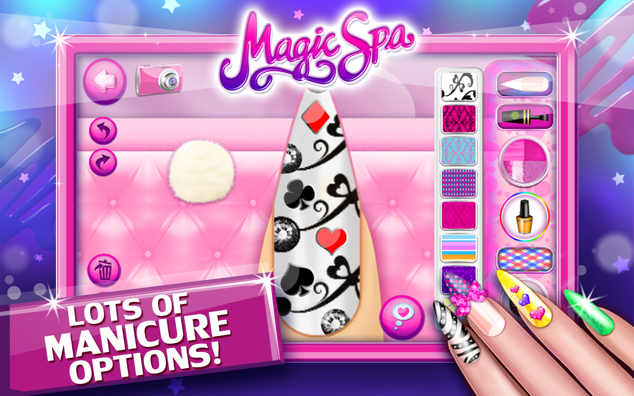 Nail Salon & Toenail Magic Spa Screenshot 4