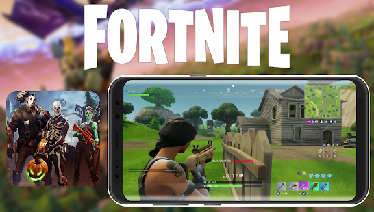 Fortnite Mobile Für PC Windows & Mac