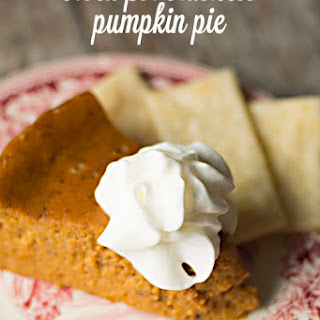 Crock Pot Pumpkin Pie Recipes