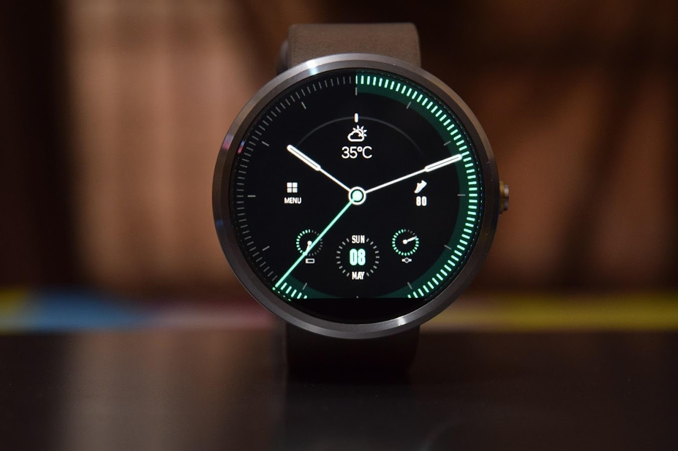 Minimus Interactive Watch Face Screenshot 10