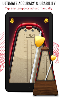 Real Metronome Free- screenshot thumbnail