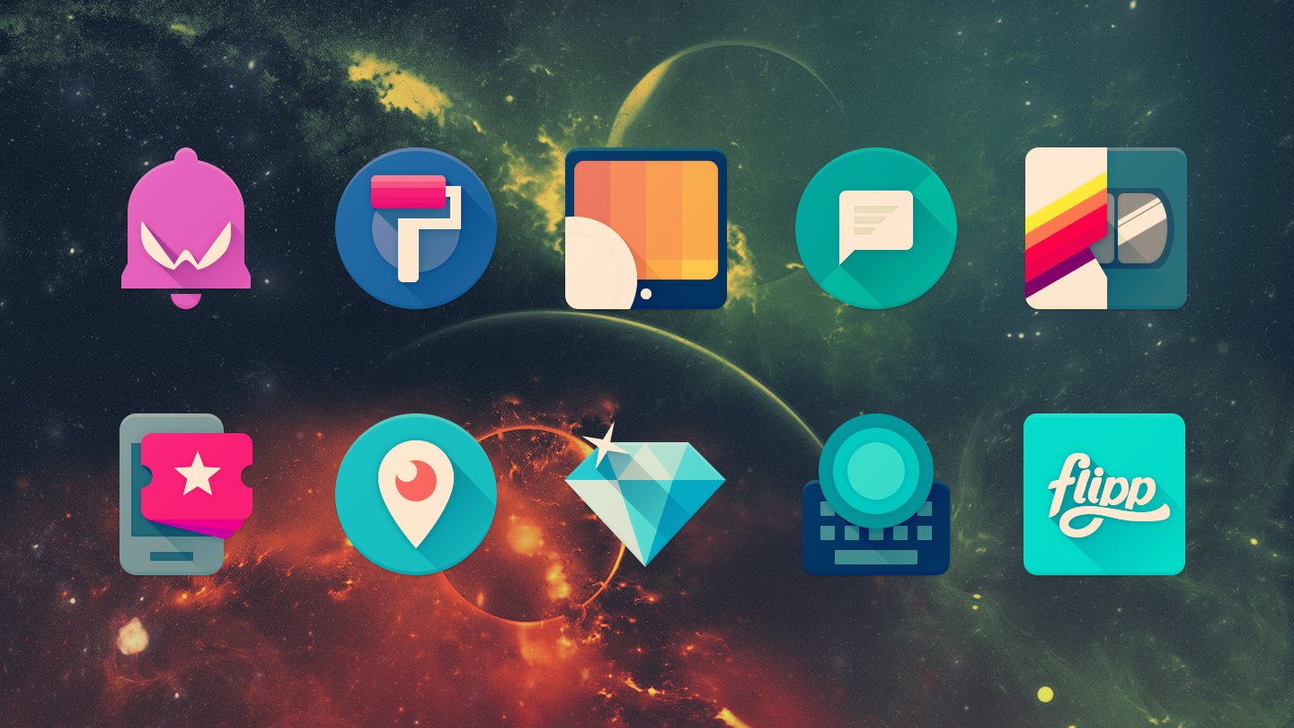 Halo - Free Icon Pack Screenshot 8