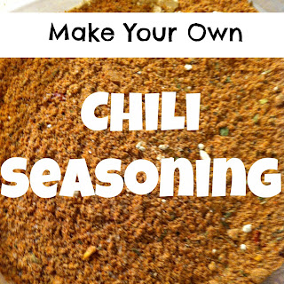 Dry Chili Seasoning Recipes