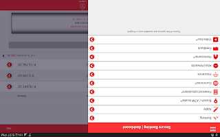 Screenshot of App from Absa