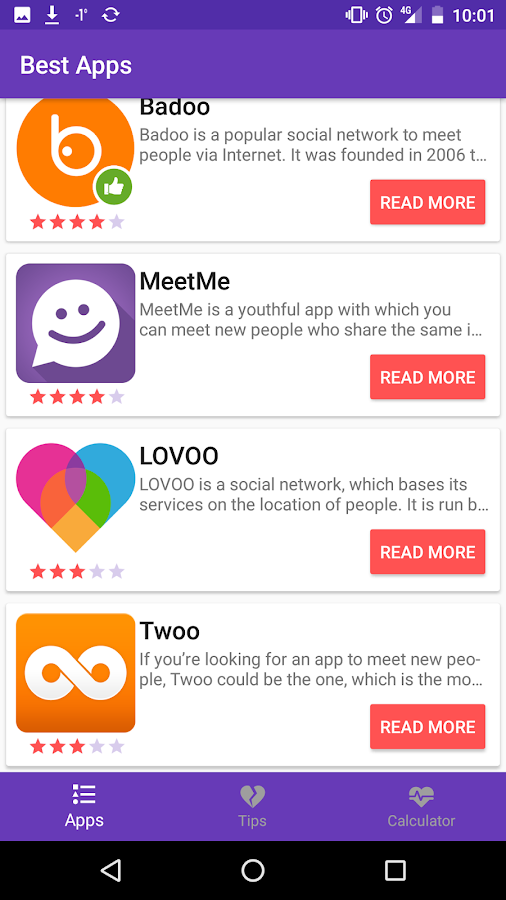 Social networking dating apps for iphone