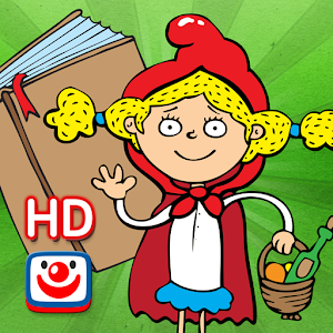 Animated Red Riding Hood