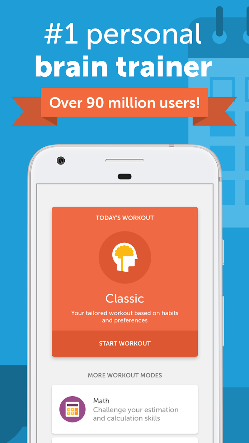 Lumosity: #1 Brain Games & Cognitive Training App Screenshot 0