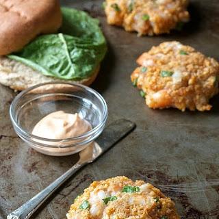 Shrimp Burgers Recipes