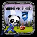 SuperHero Panda Adventure