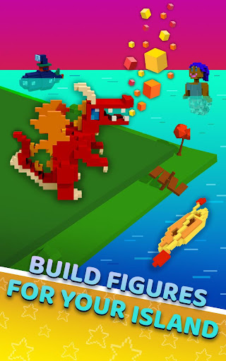 Voxel Island For PC