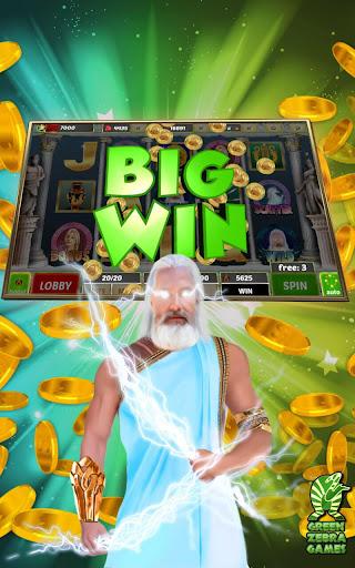 Zeuss Thunder Slots - screenshot