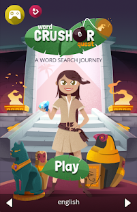 Word Crusher Quest Word Game