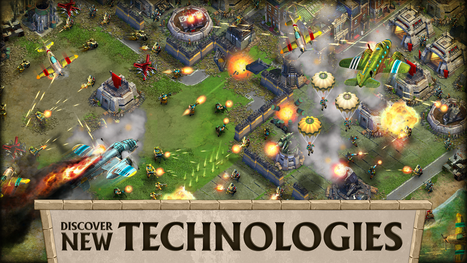 DomiNations Screenshot 12