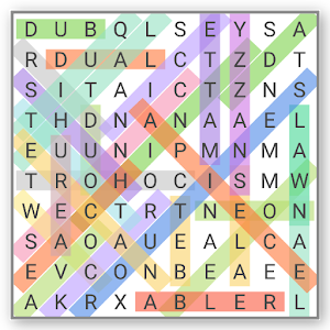 Word Search for Lollipop - Android 5.0