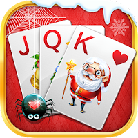 Spider Solitaire - Christmas For PC (Windows And Mac)