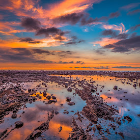 ☁️雲彩飄逸,律動優美;柔美倒映,娓娓入眼👀 by Gary Lu - Landscapes Waterscapes ( gary lu, waterscapes )