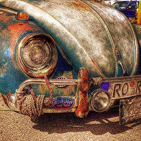 V.W. by Edward Allen - Transportation Automobiles