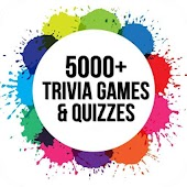 5000+ Trivia Games & Quizzes - General Knowledge