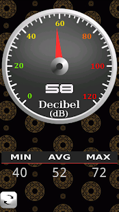 decibel - screenshot