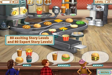 Burger Shop - Free Cooking Game for pc