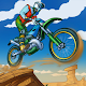 motorcycle racing bike hill