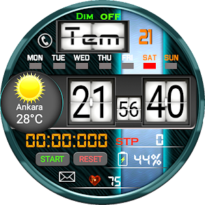 Marine Watch Face For WatchMaker Users For PC / Windows 7/8/10 / Mac – Free Download