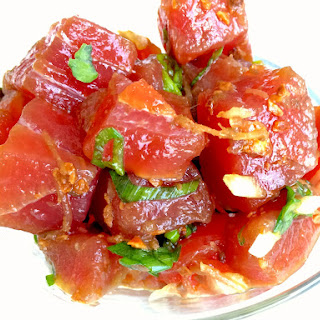 Make Hawaiian Ahi Poke At Home!