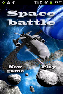 Space Battle- screenshot thumbnail