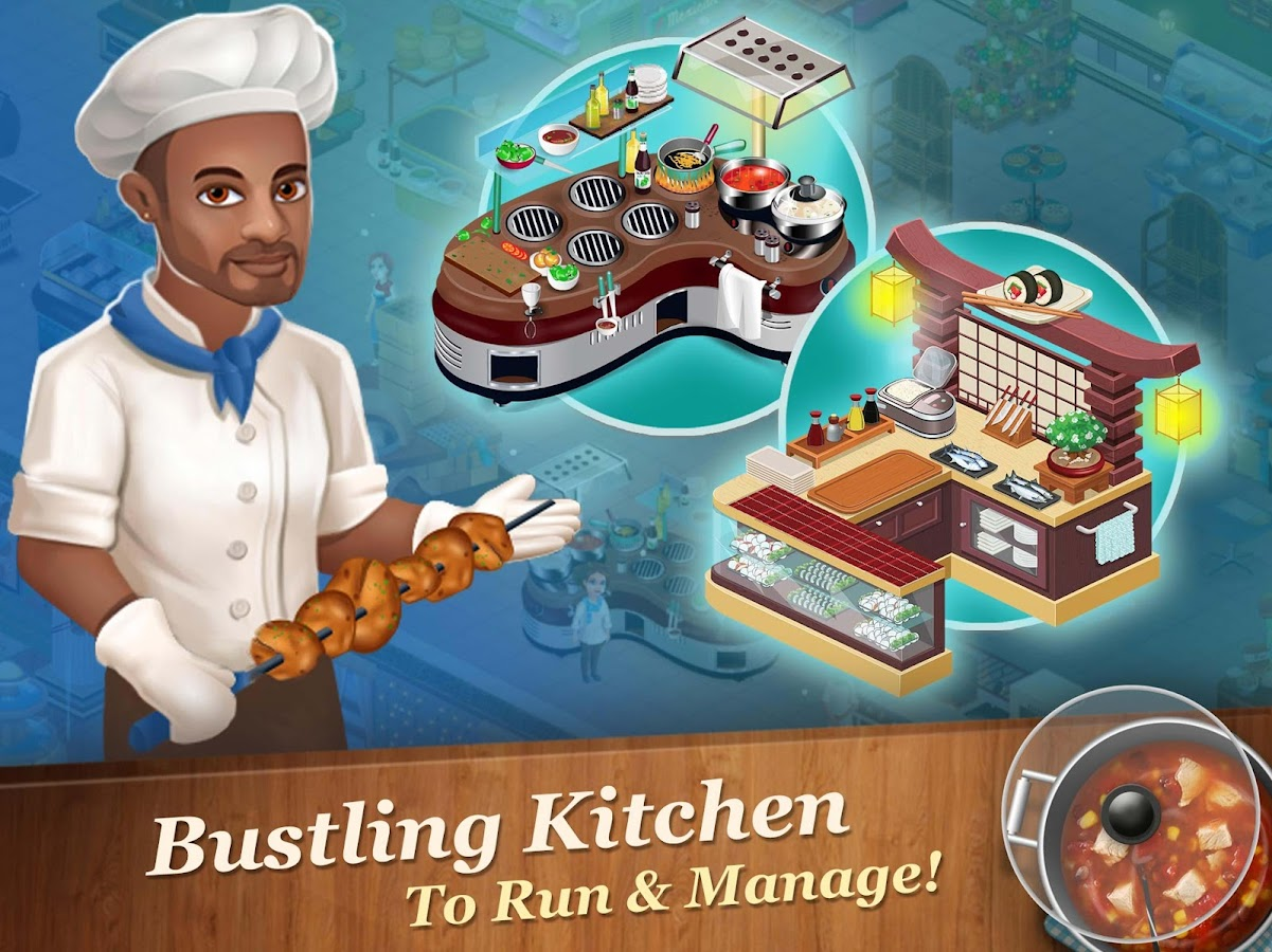 Star Chef: Cooking Game Screenshot 7