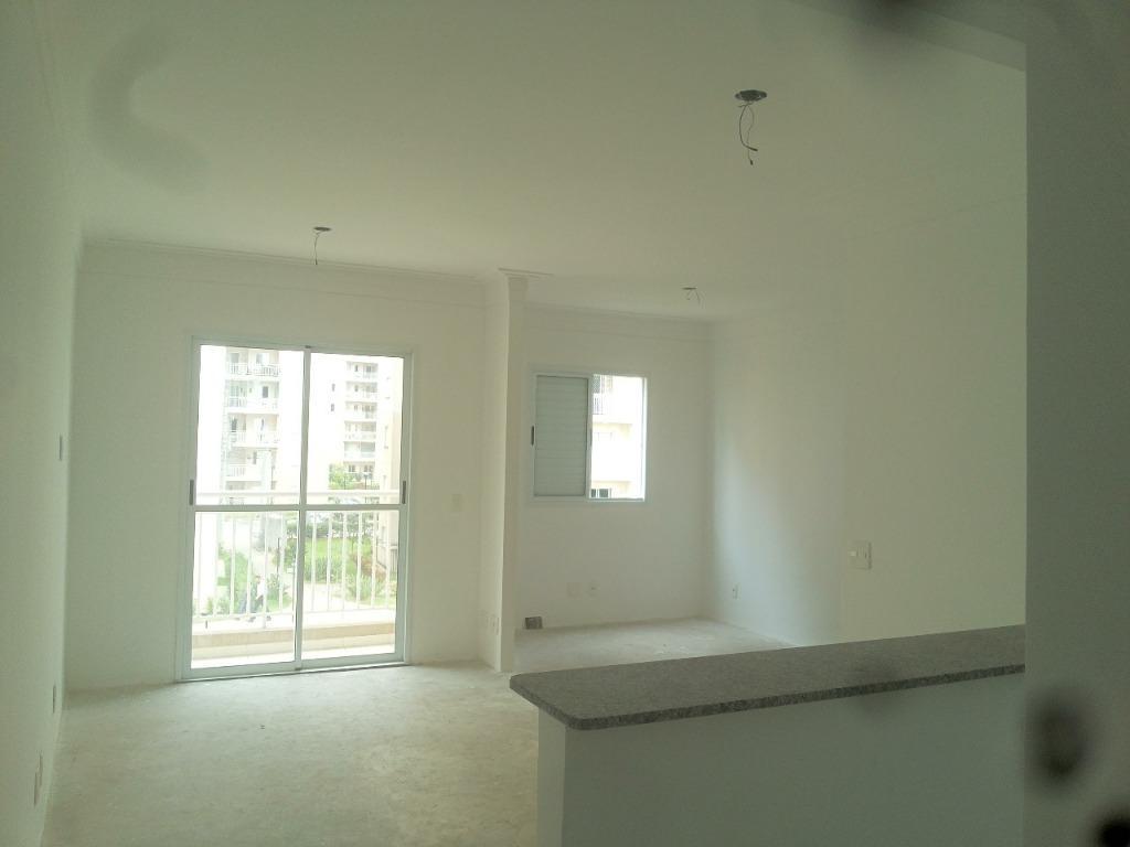 Apartamento 68m, 2 Dormitórios (Opção 3 Dormitórios), Sala Ampliada, Suite, Alphaview, Barueri